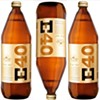 Cop E-40's New Line of Malt Liquors, Called, Appropriately Enough, E40