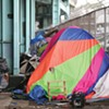 Even as City Reportedly Dismantles Homeless Encampments, This Man Vows to Replace Tents