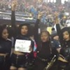 """Justice 4 Mario Woods"" at the Super Bowl: Beyonce Dancers, Alicia Keys, Adrian Peterson"