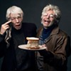 Grumpier Old Men: Gil Faizon and George St. Geegland