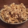 EAT THIS: Nitrogen-Cold Popcorn at Jasper's Corner Tap