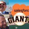 Welcome to Salesforce, California: City Sells Naming Rights To Tech Titan