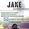 #ShelterJake: Bleak Prospects for Housing for the Wheelchair-Bound in S.F.