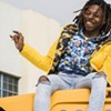 "Nef The Pharaoh Drops A New, Highly Relatable Track: ""BMD"" (for ""Baby Mama Drama"")"