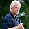 Bill Clinton is Coming to Bayview Today