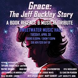 Grace: Based on the Jeff Buckley Story - Uploaded by brightantenna