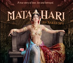 Mata Hari The Naked Spy - Uploaded by Susan Wolf