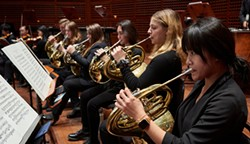 San Francisco Symphony Youth Orchestra - Uploaded by kmckinney