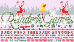 Disco Katz present Reindeer Games 12.15.19 - Uploaded by Jon Cummings