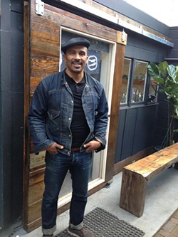RED BAY COFFEE - Keba Konte, founder of Red Bay Coffee plans to open a new shipping container coffee bar that would share profits with the workers.