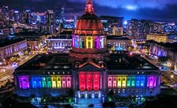 COURTESY OF THE SAN FRANCISCO LIBRARY
