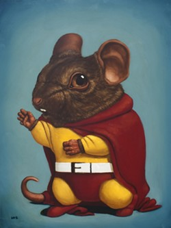 HENRY SCHREIBER - What a Mouse (Mighty Mouse)