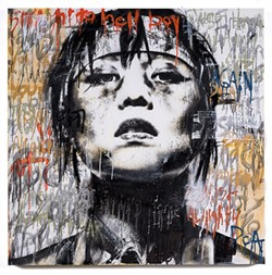 COURTESY OF THE ARTIST AND 1AM GALLERY - Never Going Home, by Eddie Colla.