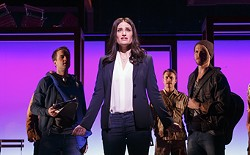 JOAN MARCUS - Idina Menzel and cast in If/Then