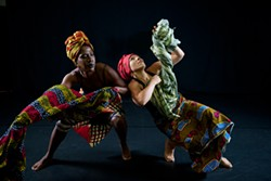 LYNNE FRIED - Kiandanda Dance Company, West Wave Dance Festival