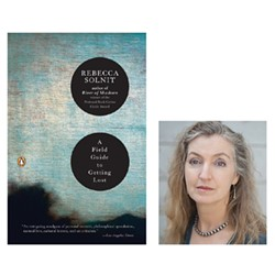 PORTRAIT BY JUDE MOONEY - Rebecca Solnit - A Field Guide to Getting Lost
