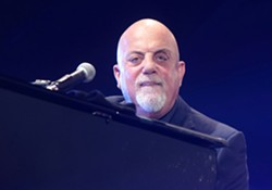 OWEN SWEENEY/INVISION/AP - Seeing Billy Joel at AT&T Park on Sept. 5 costs as much as $129.50 — about average in SF.