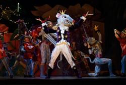 ERIK TOMASSON - San Francisco Ballet in Tomasson's Nutcracker.