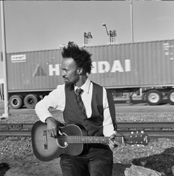 ROBBIE WELSH - Fantastic Negrito