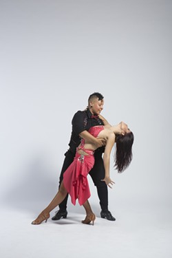LYDIA DANILLER - Jahaira Fajardo & Angelica Medina