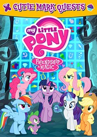 New on Video: Mo' Ponies, Mo' Problems in <i>My Little Pony: Friendship Is Magic: Cutie Mark Quests</i>