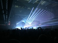 Ratatat Extends the Weekend at the Regency Ballroom