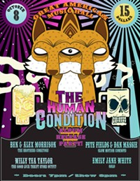Tonight: The Human Condition Throws Album Release Party at Great American Music Hall