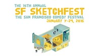 Dispatches from SF Sketchfest: Opening Night