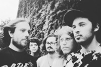 Austin Psych-Rock band Holy Wave Chase The Groove