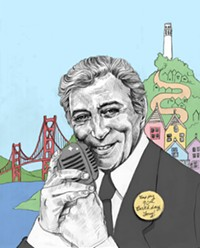 Where the Heart Is: The Story Behind San Francisco's Official Ballad
