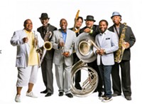 Dirty Dozen Brass Band @ SFJAZZ Center