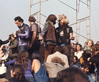 Yesterday's Crimes: Rolling Stones, Hells Angels and Busted Heads at Altamont