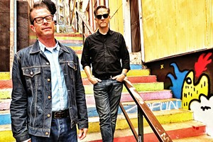 Calexico Stirs the Melting Pot