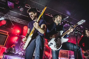Hear This: The Vaccines at Slim's