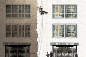 Tech Changes the Tenderloin -- to What?