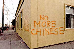 Haters to the Left: Prosecutors Treat Graffiti as Hate Crime