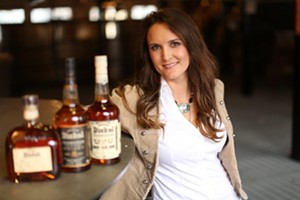 Still Life: Woman of Whiskey