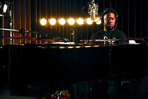 With His <i>Black Radio</i> Albums, Robert Glasper Introduces Jazz For The Modern Ear