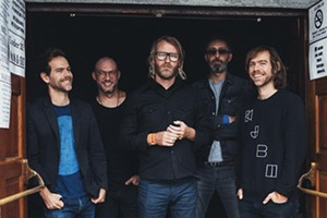 The National @ The Greek Theatre