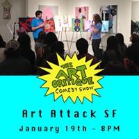 The Art Critique Comedy Show