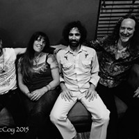 Barry Wofsy Heart of Rock & Roll Series featuring Jim Talley and the Talley Up Band