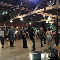Anglo-Celtic Ceilidh Dance plus Dance Lesson
