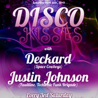 Disco Kisses with Deckard and Justin Johnson