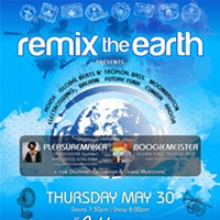 """""""Remix The Earth"""" Global Funk Dance Party"""