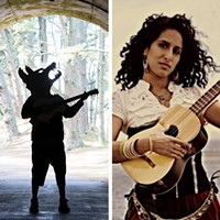 Redwood Grove Summer Concerts: Rupa and the April Fishes + Shake Your Peace!