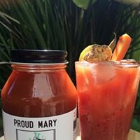 Bloody Marys Go Higher