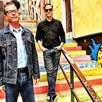 Calexico Stirs the Melting Pot at the Fillmore