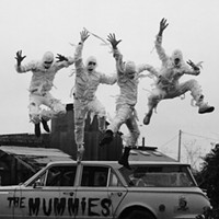 The Mummies at Burger Boogaloo