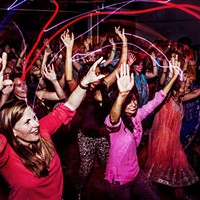 Hear This: Non-Stop Bhangra at Public Works