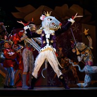 Behind The Nutcracker